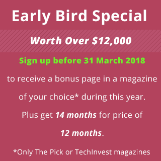 Coporate Rise Early Bird Special